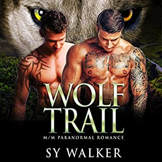 Wolf Trail cover art