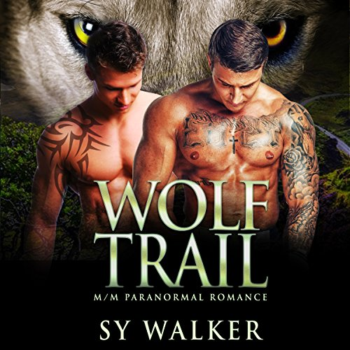 Wolf Trail audiobook cover art