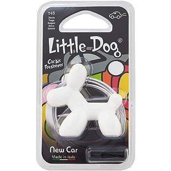 Little Dog Ld001 Lufterfrischer Animierten 3d Charakter Gelb Auto