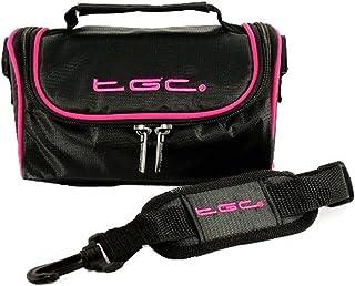 TGC ® draagtas schoudertas compatibel met Pentax K-x SLR camera