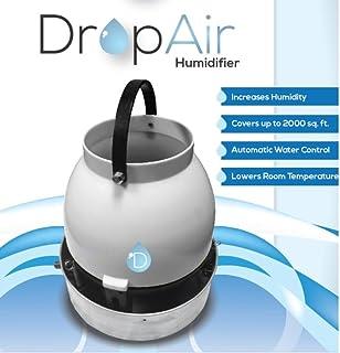 DropAir Humidifier Multdirectional Quiet Greenhouses Indoor Gardens