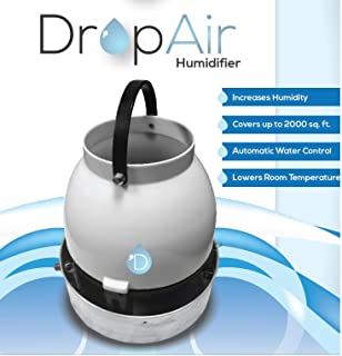DropAir Humidifier High Quality Multdirectional Quiet Greenhouses Indoor Gardens