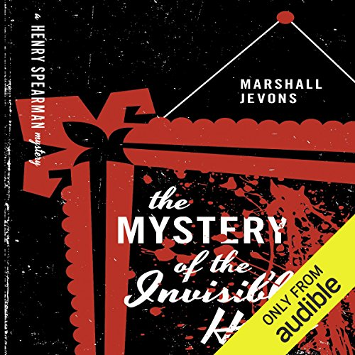 The Mystery of the Invisible Hand audiobook cover art