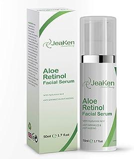 ALOE RETINOL FACE SERUM By JeaKen - Better Than The Ordinary