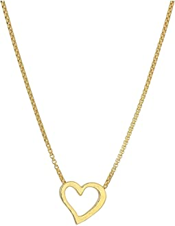 "Heart Adjustable 18"" Necklace"