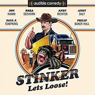 Stinker Lets Loose! cover art