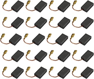 Rannb 15mm x 10mm x 5mm Carbon Motor Brushes Power Electric Tool Replacement-Pack of 20