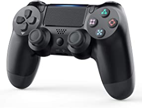 Game Controller for Playstation 4, YCCTEAM 1000mAh PS4 Wireless Controller with Built-in...