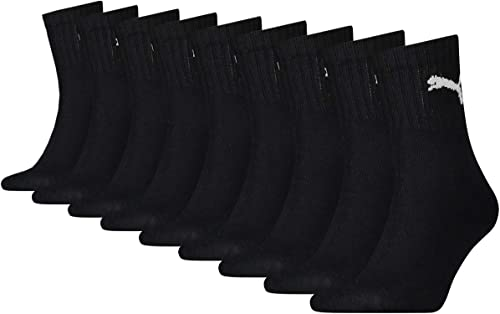 Puma 9 pair Sport Socks Tennis Socks Gr. 35-49 Unisex
