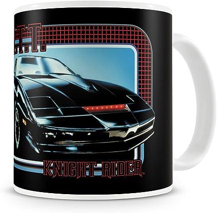 Preisvergleich für Offizielles Lizenzprodukt Knight Rider K.I.T.T. Kaffeetasse, Kaffeebecher