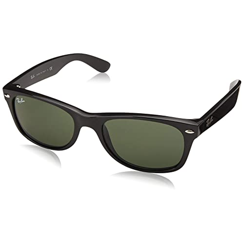8dea324134 Ray-Ban RB2132 - New Wayfarer Non-Polarized Sunglasses