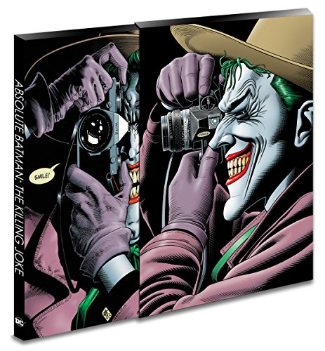 Absolute Batman: The Killing Joke: 30th Anniversary Edition