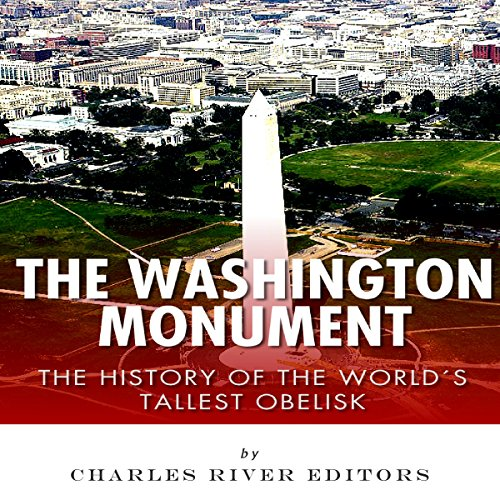 The Washington Monument audiobook cover art