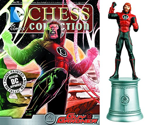dc comics Chess Figurine Collection Nº 93 Guy Gardner