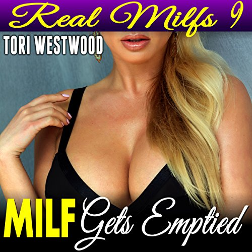 MILF Gets Emptied audiobook cover art