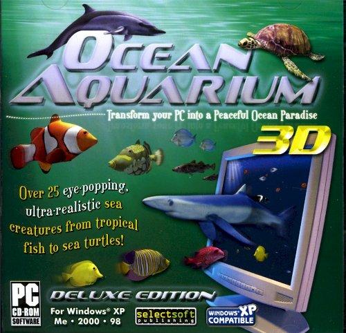 Ocean Aquarium 3D Screen Saver Deluxe