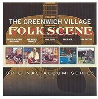 Greenwich Village Folk Scene by VARIOUS ARTISTS
