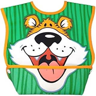Dex Baby Dura Bib Big Mouth (Tiger)