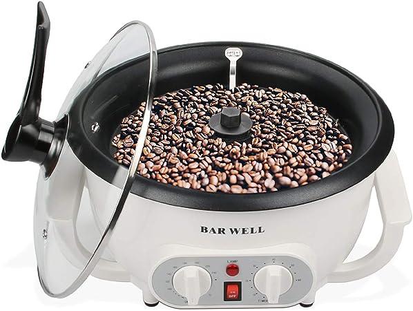 Amazon.com: Coffee Bean Roaster Machine for Home Use, Coffee Roaster  Machine with Timing, 110V 1200W: Home & Kitchen