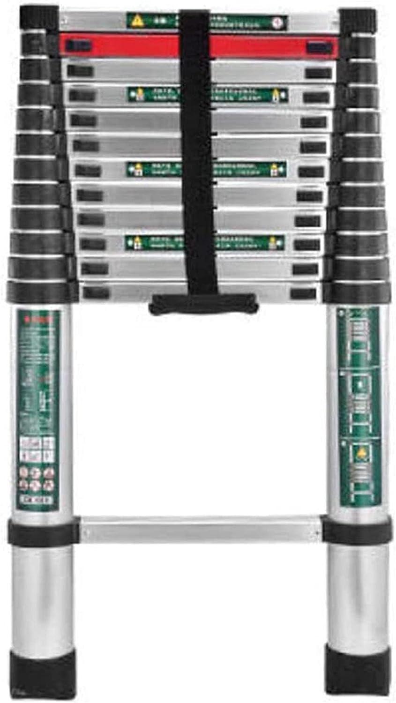 HBSC Arlington Mall Limited price Telescoping Ladder,Aluminum Telescopic Extension Tall