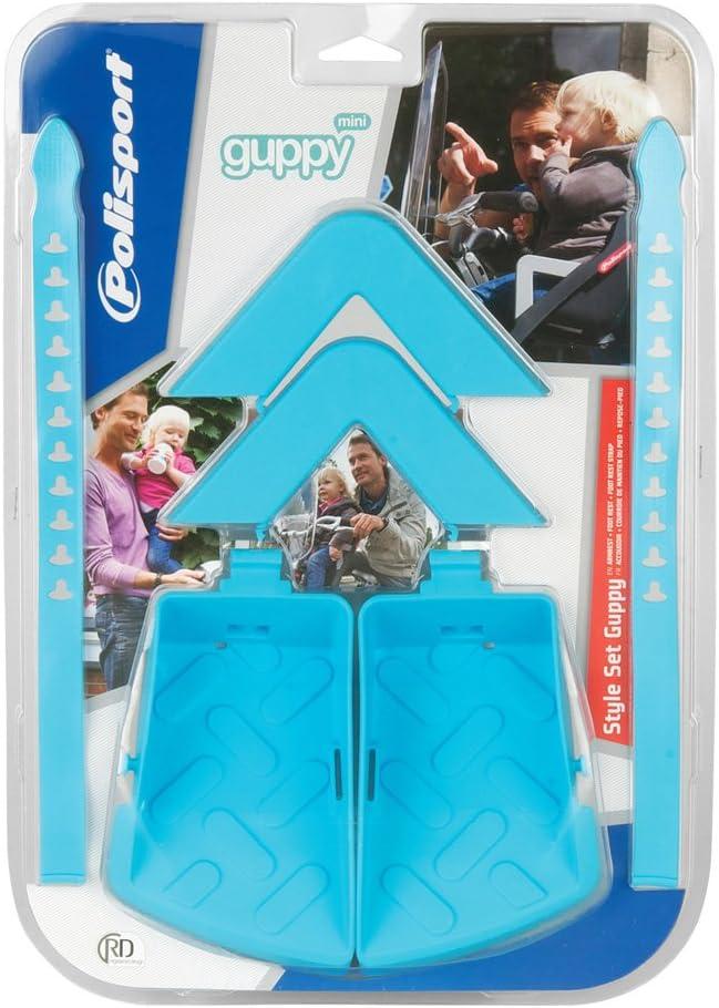 Polisport Guppy Mini Front Child Seat Colour Style Kit