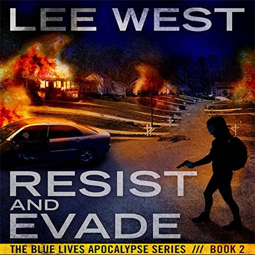 Resist and Evade audiobook cover art