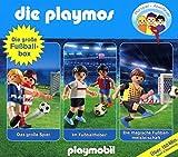Die Playmos - Die große Fußball (Original Playmobil Hörspiele)