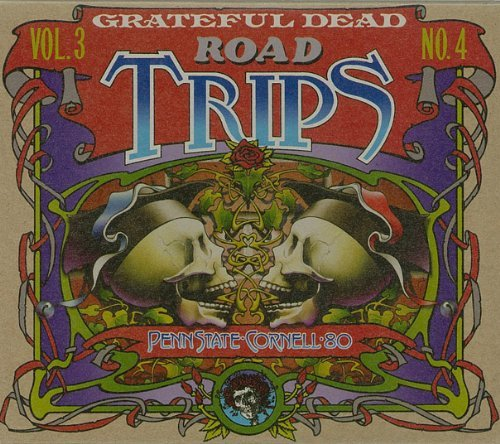 Road Trips, Vol. 3, No. 4: Penn State-Cornell '80 by Grateful Dead (2010-07-28)