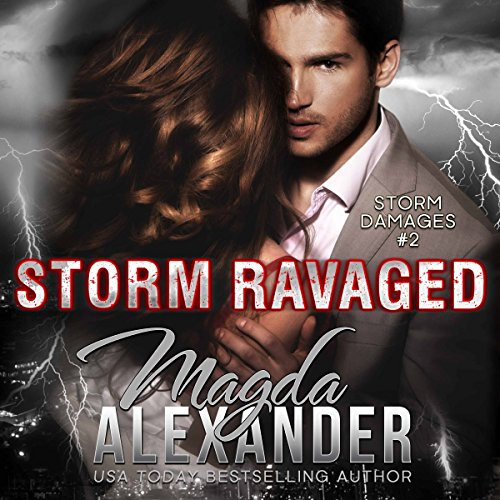 Storm Ravaged: Storm Damages, Book 2 audiobook cover art