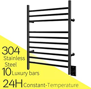 Best bed bath and beyond heated towel rack Reviews