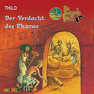 Der Verdacht des Pharao Titelbild