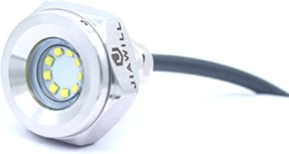 Jiawill 316L Stainless Steel Underwater 1/2