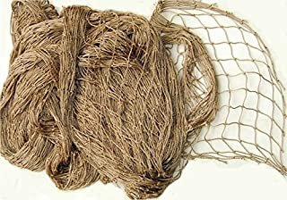 5' X 9' Knotted Ghillie Netting
