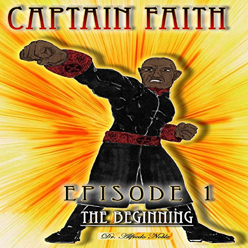 Captain Faith cover art