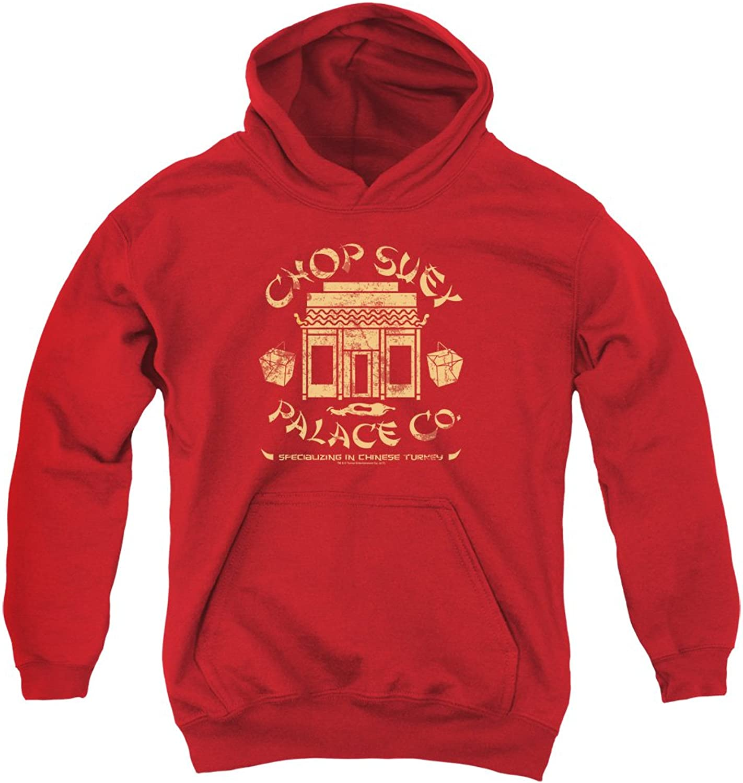 A Christmas Story - - Youth Chop Suey Palace Co-Kapuzenshirt mit Reiverschluss