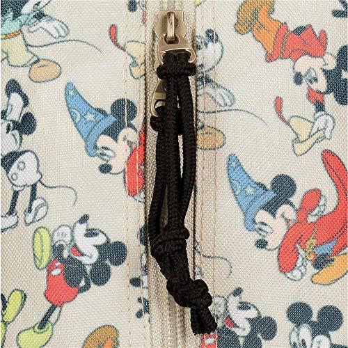 Disney True Original Beauty Case da viaggio, 26 cm, 4.99 liters, Multicolore (Multicolor)