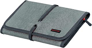 Promate Travel Gear Organizer, Universal Gadget Accessories Travel Carry Case Storage Larger Pouch with Water Resistance f...