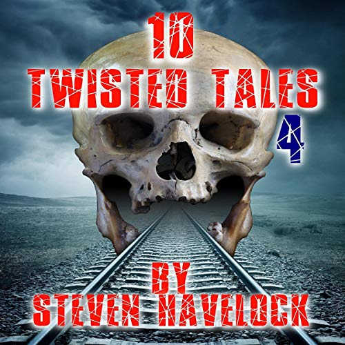 10 Twisted Tales: Vol. 4 audiobook cover art