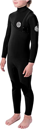 RIP CURL Junior Flash Bomb 5 3mm Zipperless Wetsuit noir WSM9XB