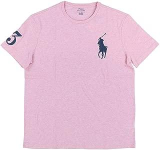 Mens Crew Neck Big Pony T-Shirt