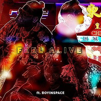 FEEL ALIVE (feat. BOYINSPACE)