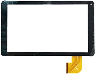 Negro Color EUTOPING ® De Nuevo 9 Pulgadas Pantalla tactil Digital La sustitución de para Wolder Mitab Baltimore Gran Hermano
