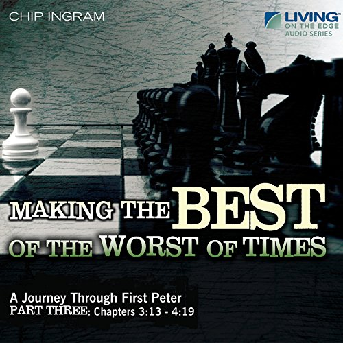 Making the Best of the Worst of Times audiobook cover art