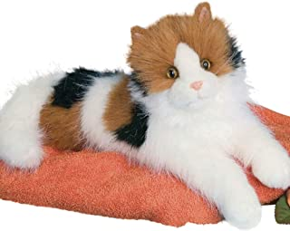 Cuddle Toys 2030 48 cm Long Puzzle Calico Cat Plush Toy