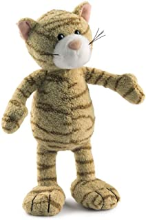 NICI 24061 - pluche dier kat, bruin, 20 cm