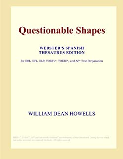 Questionable Shapes (Webster's Spanish Thesaurus Edition)