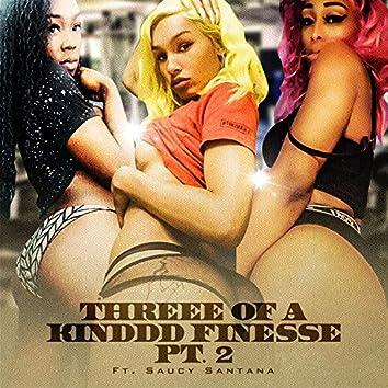 Finesse, Pt. 2 (feat. Saucy Santana)