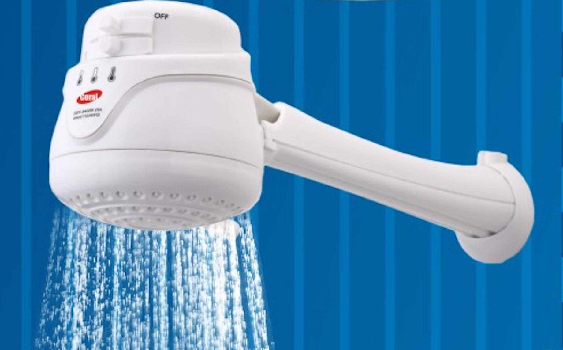 Electric Instant Shower support Included