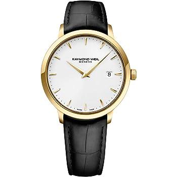 Raymond Weil Men's 5488-PC-30001 Toccata Quartz Watch - 5488-PC-30001