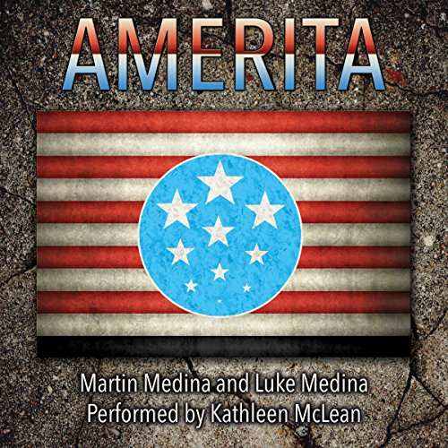Amerita audiobook cover art